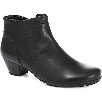 Gabor Womens Heritage Leather Ankle Boot