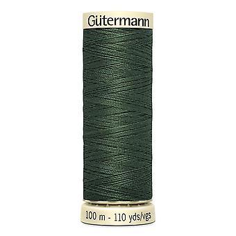 Gutermann Costura-tudo 100% Polyester Thread 100m Código de Cor da Mão e da Máquina - 164