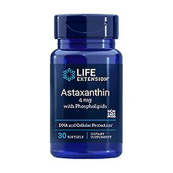 Astaxanthin with Phospholipids 30 softgels