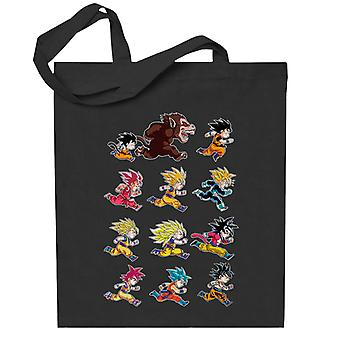 Dragonball Z Evolution von Goku Totebag