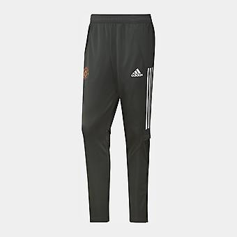 adidas Manchester United Training Pants 20/21 Junior