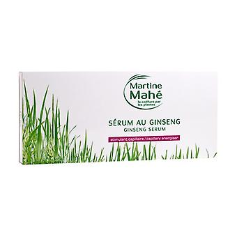 Ginseng serum 10 ampoules of 10ml