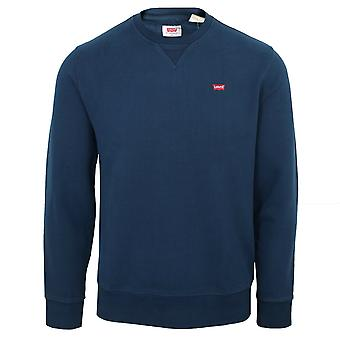 Levi's men's dress blues new original sweatshirt