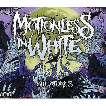 Motionless in White - Creatures [CD] USA import