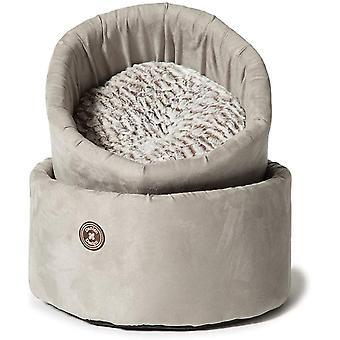 Danish Design Arctic Cat Cosy Bed - Medium (50cm)