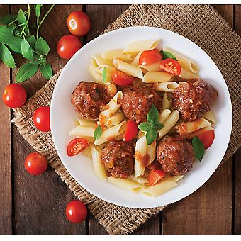 UK Foodhall Frozen British Beef Meatballs