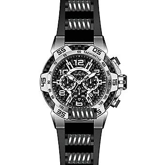 Invicta  Speedway 24229  Silicone, Stainless Steel Chronograph  Watch