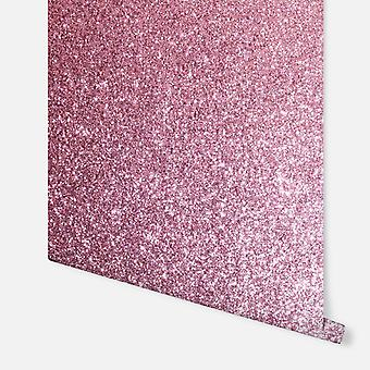 900904 - Lantejoulas Sparkle Pink - Arthouse Wallpaper