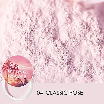Brighten Natural Setting Powder, Light Fine Powder, Not Clog Pores Silky Soft