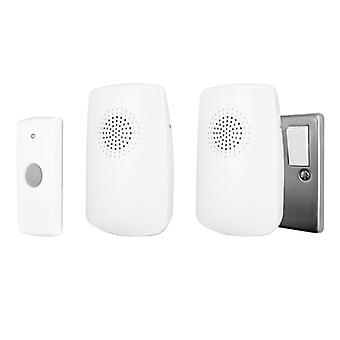 Uni-Com Portable & Plug-In Door Chime (Twin Pack) 63766