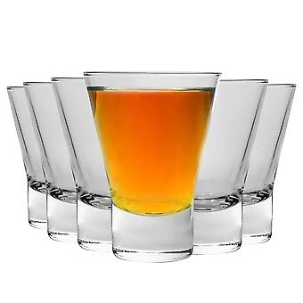 Bormioli Rocco Ypsilon Tumbler Gläser Set - 150ml - Packung mit 12