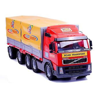 Volvo Polesie speelgoed transport truck - 77 x 19 x 25 cm