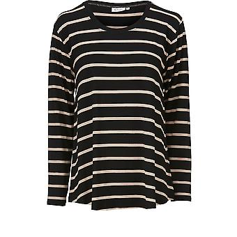 Masai Clothing Badisna Striped Jersey Top