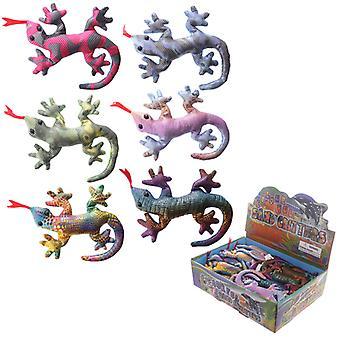 Mignon Collectable Gecko Design Sand Animal X 1 Pack