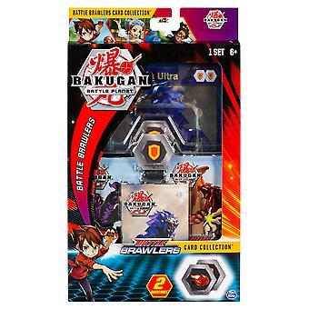 Bakugan لعبة بطاقة ديلوكس جامع كيت