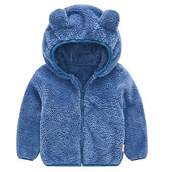 秋のジャケット、子供のアウターウェア漫画のクマのコート赤ちゃん、服のパーカー