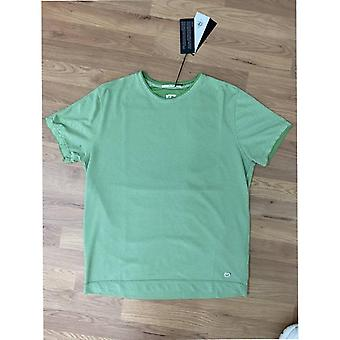 CP Company Pique Double Band T-Shirt - Green