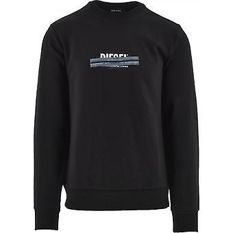 ديزل أسود S جيرك N83 قميص