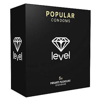 Level popular condoms 5 pack tcp97576