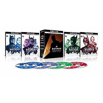 Batman 4k Film Collection [Blu-ray] USA Import