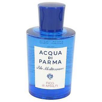 Blu Mediterraneo Fico Di Amalfi by Acqua Di Parma Eau De Toilette Spray (المختبر) 5 أوقية (نساء) V728-533315