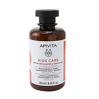 الأطفال رعاية لطيف الاطفال الشامبو والبلسم (الرمان والعسل) 256895 250ml/8.45oz