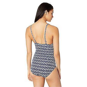Coastal Blue Women's Standard Colby 1 Pc, Diamond Daze, M