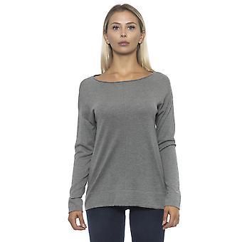 Alpha Studio Mediumgrey Sweater