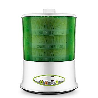 Electric Sprout Bud Machine Thermostat Vegetable Green Seeds Growing