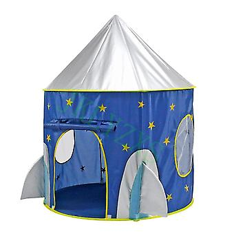 Children's 3 In 1 Tent Spaceship Tent Space