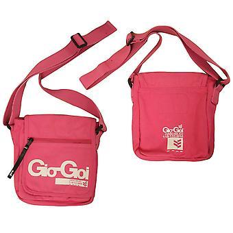 Gio Goi Betsy Cross Body Bag Womens Girls Shoulder Strap Pink S11260305G  A26