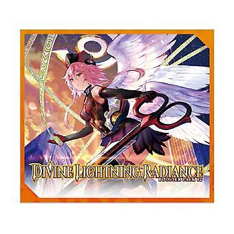 Cardfight Vanguard TCG Divine Lightning Radiance Booster Box (16 Packs)