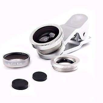 Kit de lentes macro para smartphones