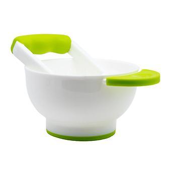 Nuk food masher and bowl