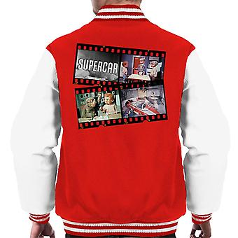 Supercar Film Roll Men's Varsity Jacket