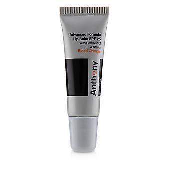 Logistics for men advanced formula lip balm spf 25 blood orange 159877 7g/0.25oz