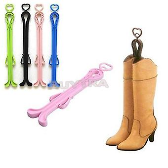 Plastic Long Boots Shaper Stretcher Trees Supporter Shaft Keeper Holder,