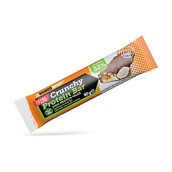 Crunchy proteinbar coconut dream 1 bar of 40g (Coconut)