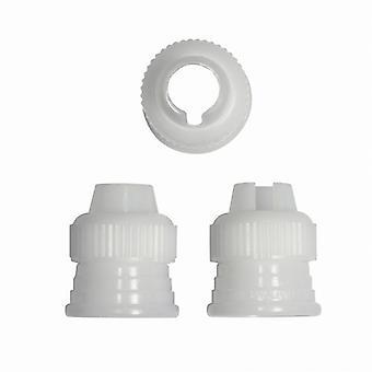 Adaptadores de plástico PME - Conjunto de 3