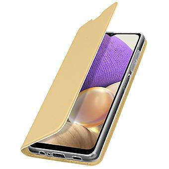 Cover Samsung Galaxy A32 5G Function Video Holder Dux Ducis golden