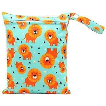 Mini Saco Reutilizável Molhado para Enfermagem - Almofadas Menstruais