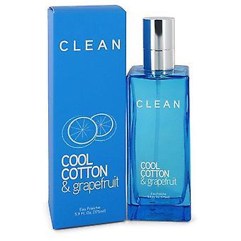 Nettoyer le coton cool et le pamplemousse Eau Fraiche Spray By Clean 5.9 oz Eau Fraiche Spray