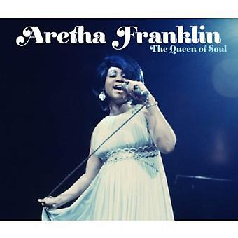 Aretha Franklin - importation USA Queen of Soul [CD]