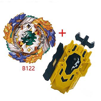 Beyblades Burst And Left Right Two-way Cable Launcher, Metal Beyblade, Blade