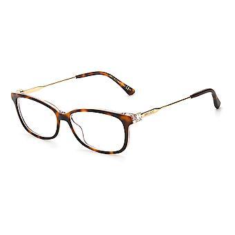 Jimmy Choo JC303 0T4 Havana Pink Glasses
