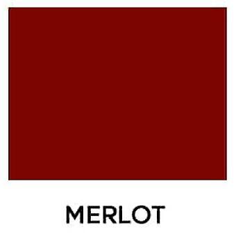 Heffy Doodle Merlot Carta Tamaño Cardstock
