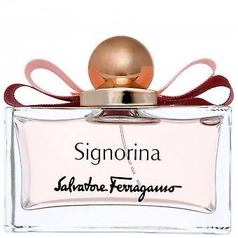 Salvatore Ferragamo Signorina Eau de parfum spray 100 ml