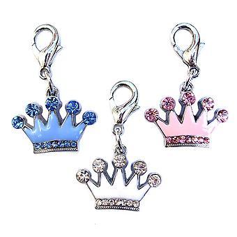 Prince Crown Charm
