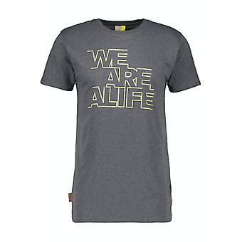 Alife & Kickin Men's T-Shirt Logo