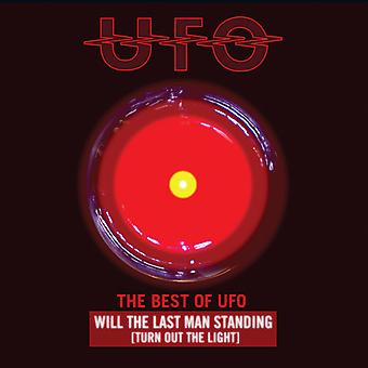 Best Of Ufo: Will The Last Man Standing [CD] USA import